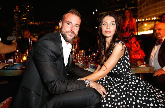 Gala dinner under the Vogue Fashion Dubai Experience (8 photos)