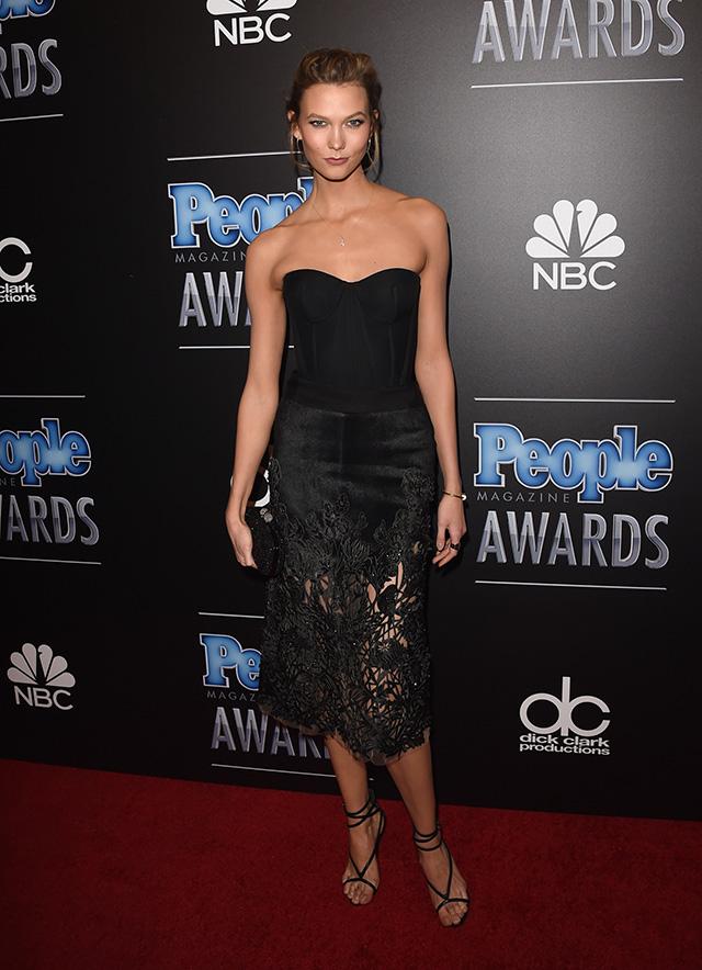 Церемония награждения премии журнала People в Лос-Анджелесе (фото 2)