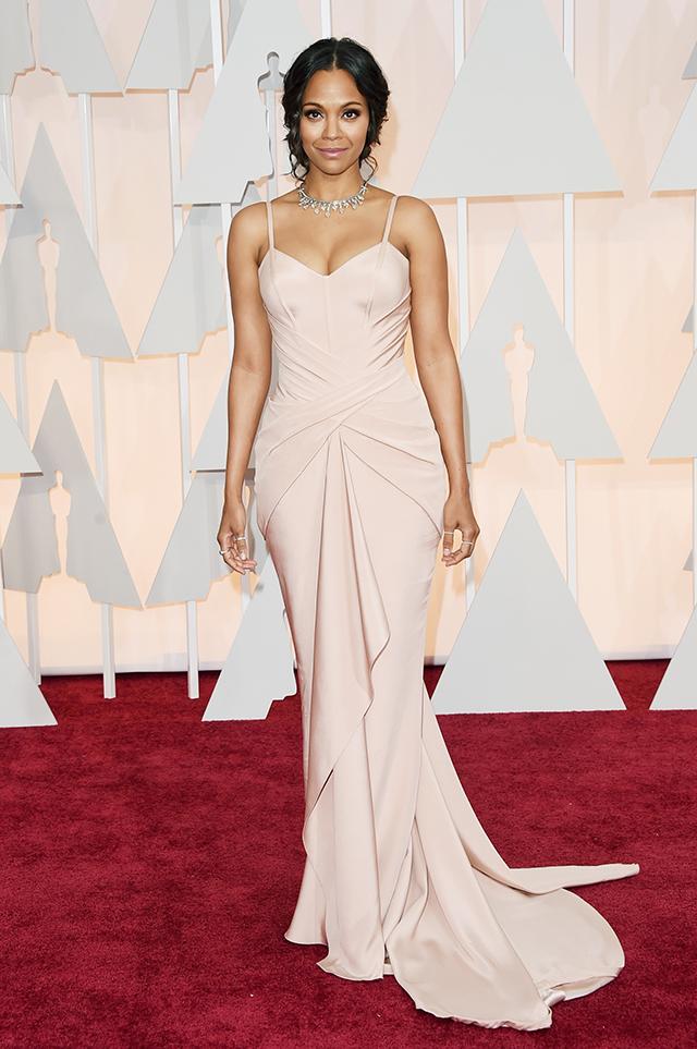 """""""Oscar-2015"""": un tappeto rosso (21 foto)"""