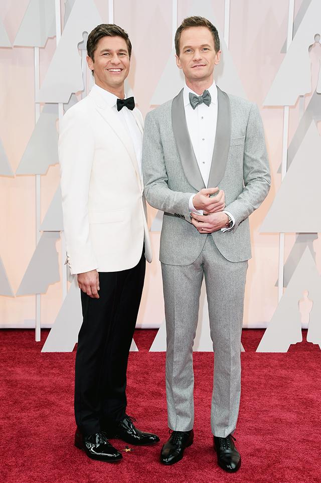"""""""Oscar-2015"""": un tappeto rosso (22 foto)"""