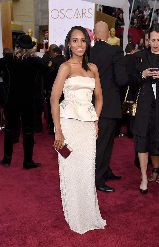 """""""Oscar-2015"""": un tappeto rosso (27 foto)"""