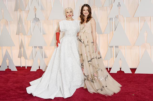 """""""Oscar-2015"""": un tappeto rosso (foto 4)"""