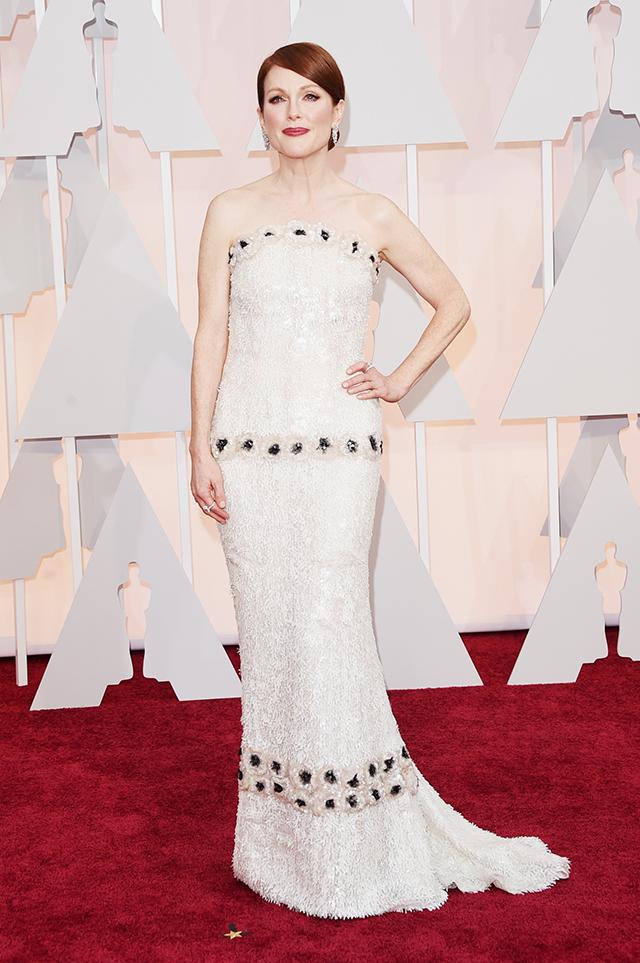 """""""Oscar-2015"""": un tappeto rosso (foto 1)"""