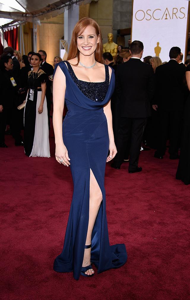 """""""Oscar-2015"""": un tappeto rosso (29 foto)"""