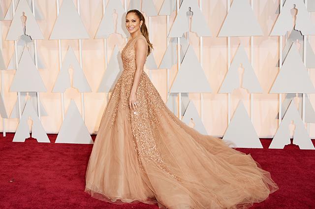 """""""Oscar-2015"""": un tappeto rosso (31 foto)"""
