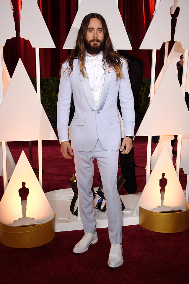 """""""Oscar-2015"""": un tappeto rosso (28 foto)"""