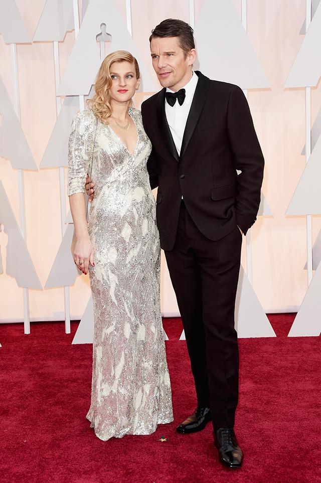 """""""Oscar-2015"""": un tappeto rosso (32 foto)"""