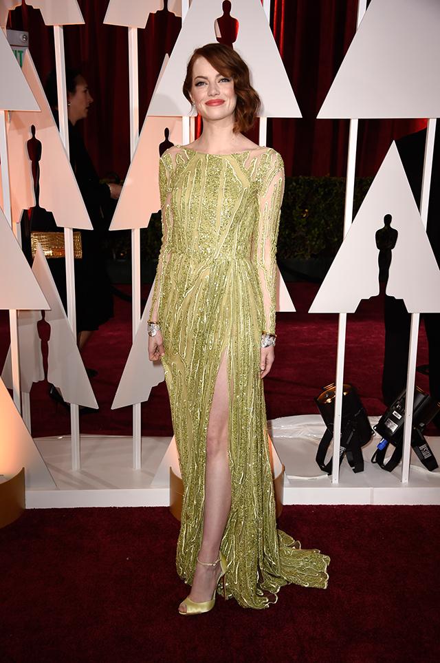 """""""Oscar-2015"""": un tappeto rosso (13 foto)"""