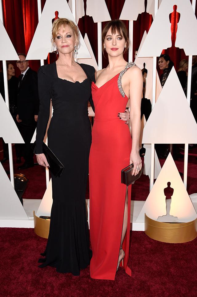 """""""Oscar-2015"""": un tappeto rosso (33 foto)"""