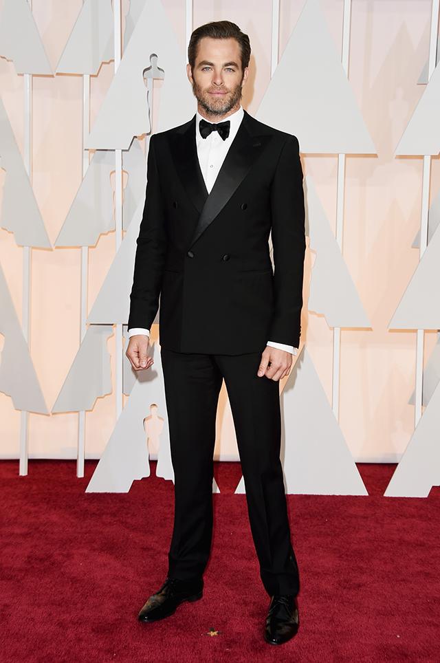 """""""Oscar-2015"""": un tappeto rosso (34 foto)"""