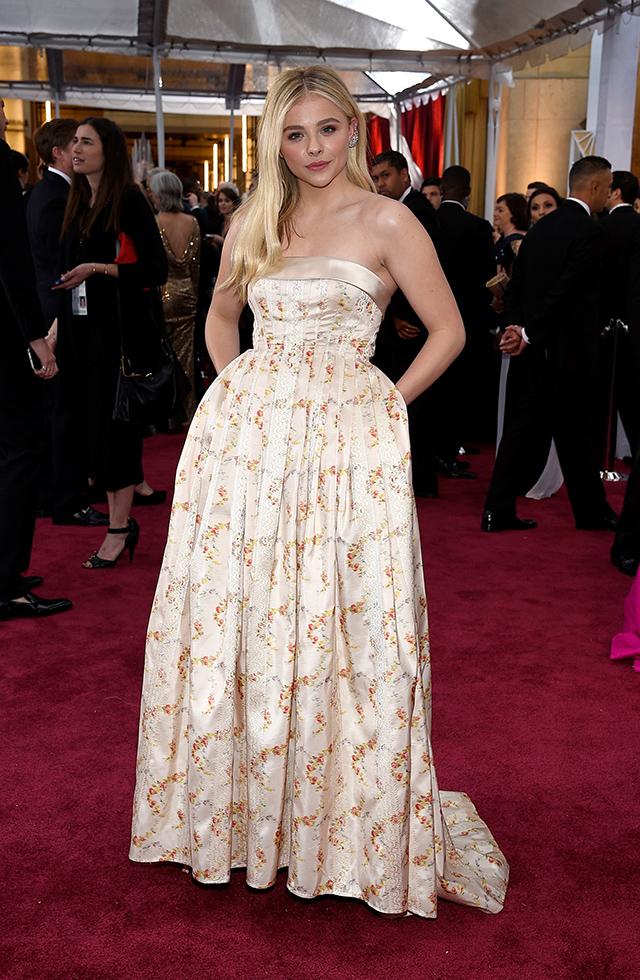 """""""Oscar-2015"""": un tappeto rosso (35 foto)"""
