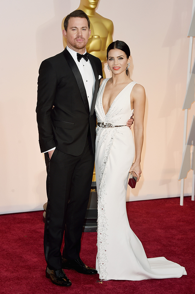 """""""Oscar-2015"""": un tappeto rosso (36 foto)"""
