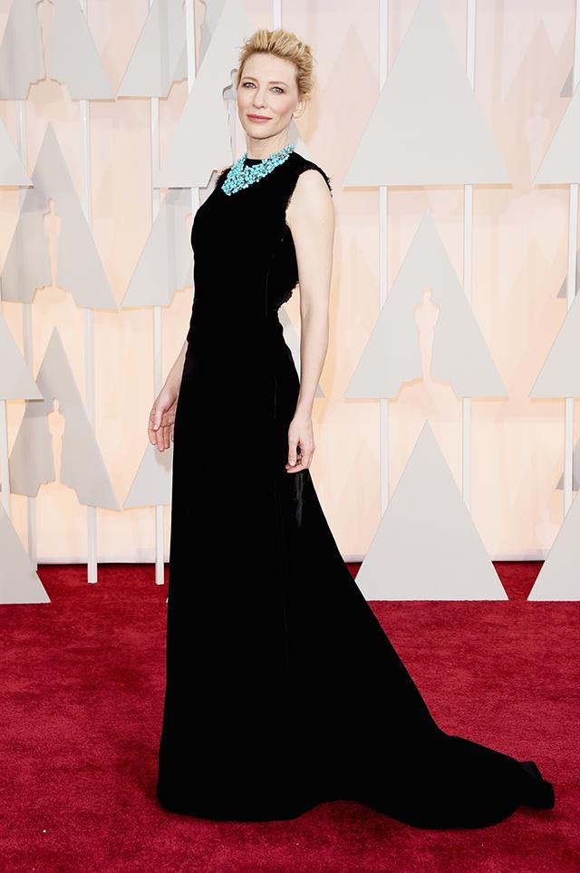 """""""Oscar-2015"""": un tappeto rosso (11 foto)"""