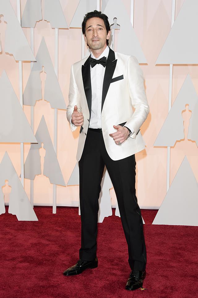 """""""Oscar-2015"""": un tappeto rosso (38 foto)"""