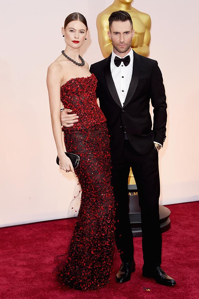 """""""Oscar-2015"""": un tappeto rosso (39 foto)"""