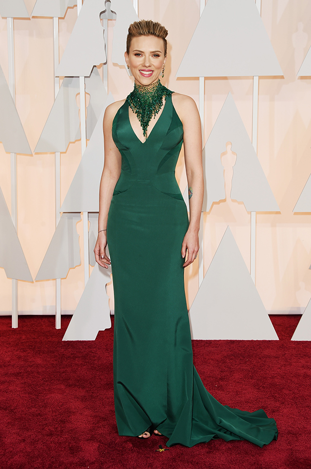 """""""Oscar-2015"""": un tappeto rosso (6 foto)"""
