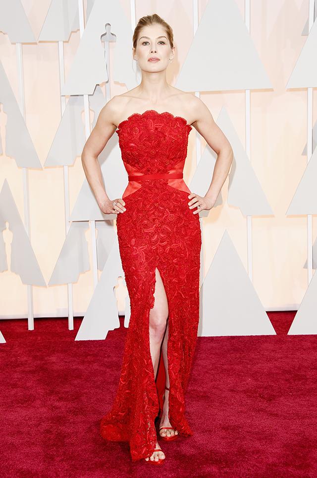 """""""Oscar-2015"""": un tappeto rosso (foto 3)"""
