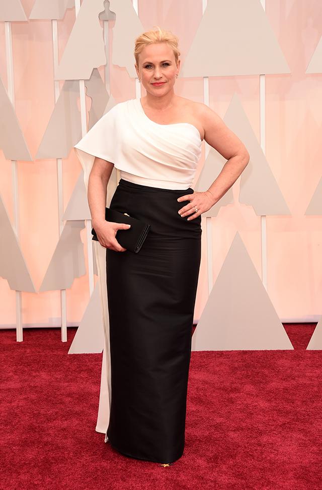 """""""Oscar-2015"""": un tappeto rosso (14 foto)"""