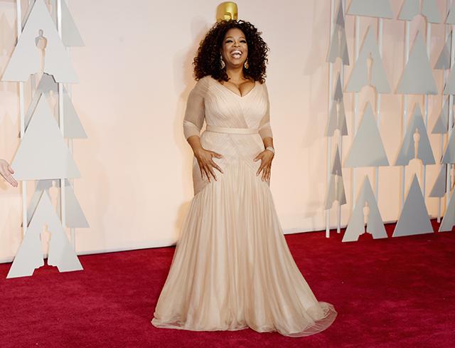 """""""Oscar-2015"""": un tappeto rosso (37 foto)"""