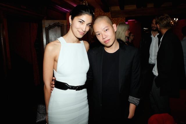Jason Wu Evening in Paris (7 photos)