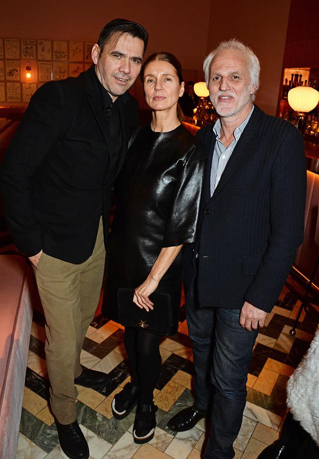 Гости ужина M.A.C и Charlotte Olympia в Лондоне (фото 10)
