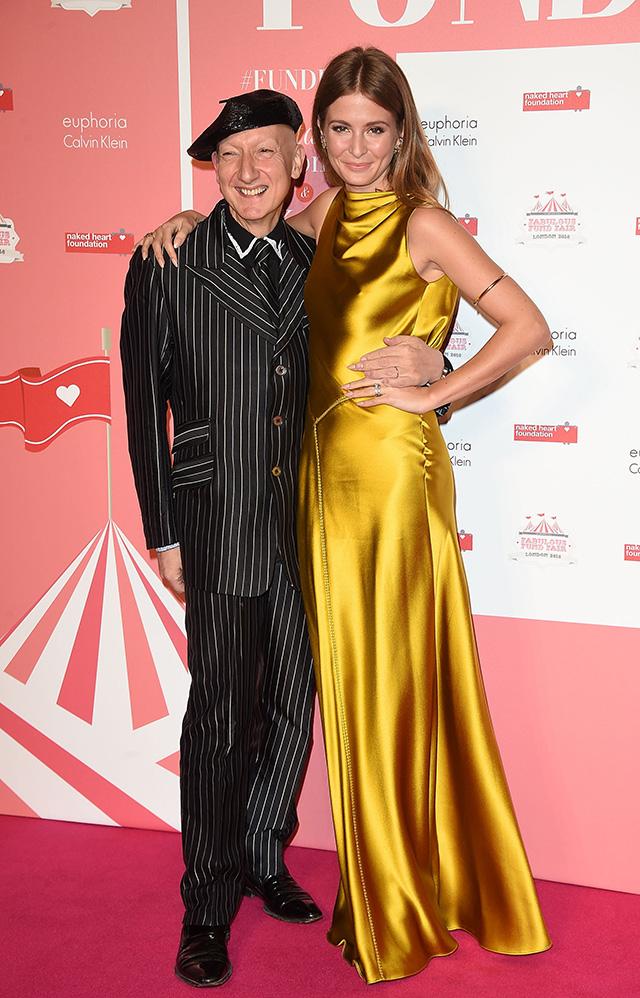 Гости благотворительного вечера Натальи Водяновой и Карли Клосс в Лондоне (фото 17)