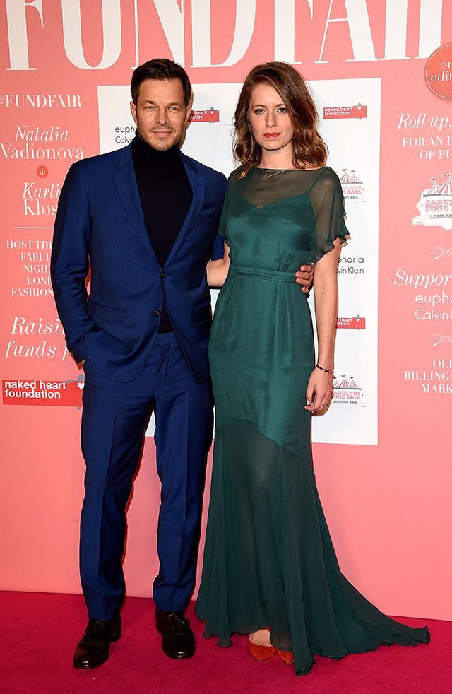 Гости благотворительного вечера Натальи Водяновой и Карли Клосс в Лондоне (фото 16)