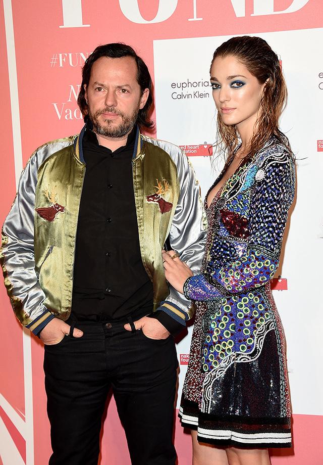 Гости благотворительного вечера Натальи Водяновой и Карли Клосс в Лондоне (фото 15)