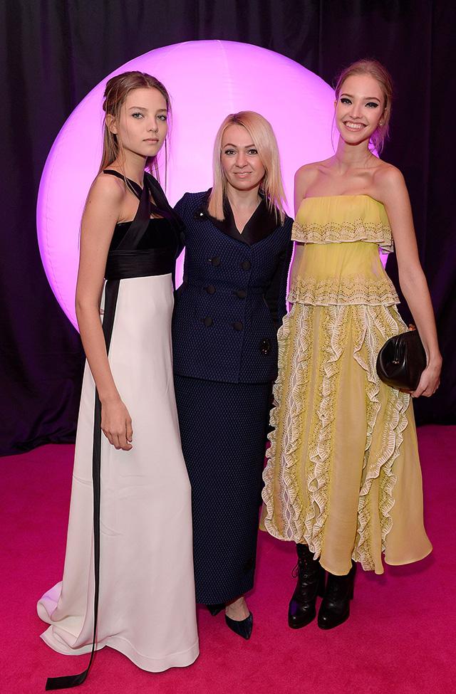 Гости благотворительного вечера Натальи Водяновой и Карли Клосс в Лондоне (фото 20)
