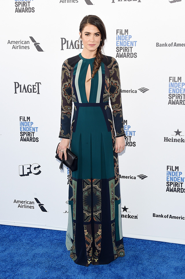 Гости премии Film Independent Spirit Awards — 2016 (фото 12)