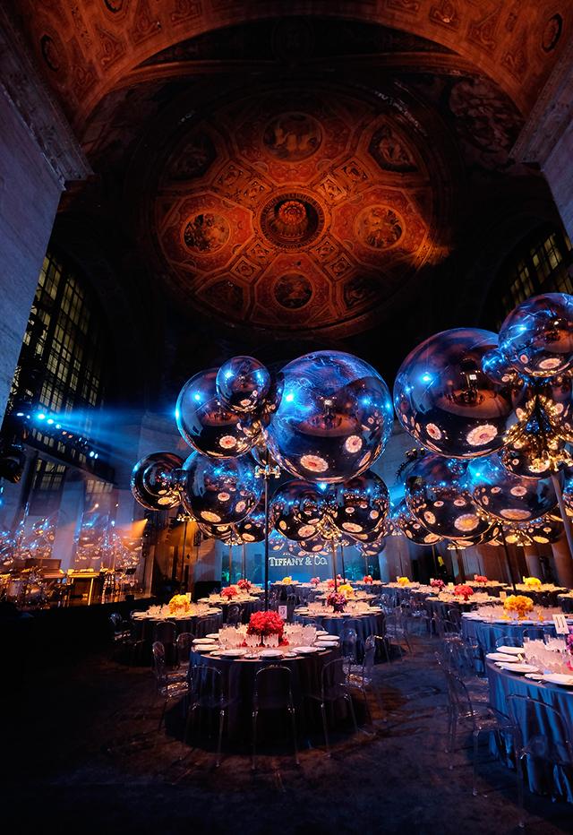 Гости гала-вечера от Tiffany & Co. в честь выхода Blue Book (фото 11)
