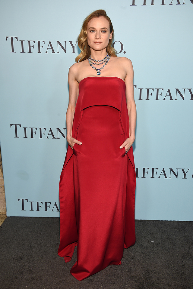 Гости гала-вечера от Tiffany & Co. в честь выхода Blue Book (фото 1)