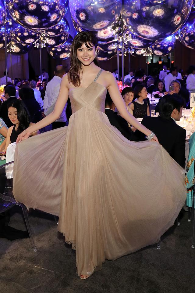 Гости гала-вечера от Tiffany & Co. в честь выхода Blue Book (фото 4)