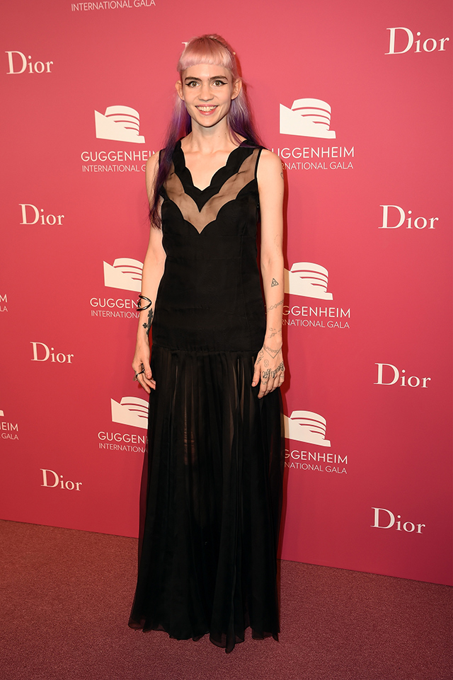 Вечер Dior по случаю Guggenheim International Gala (фото 2)