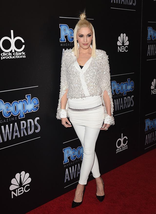 Церемония награждения премии журнала People в Лос-Анджелесе (фото 6)