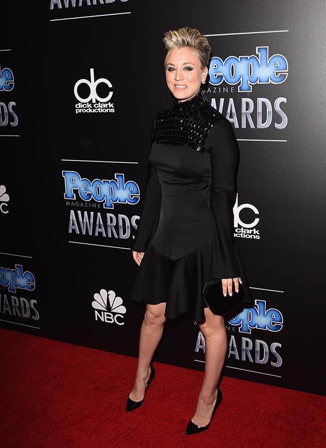 Церемония награждения премии журнала People в Лос-Анджелесе (фото 7)