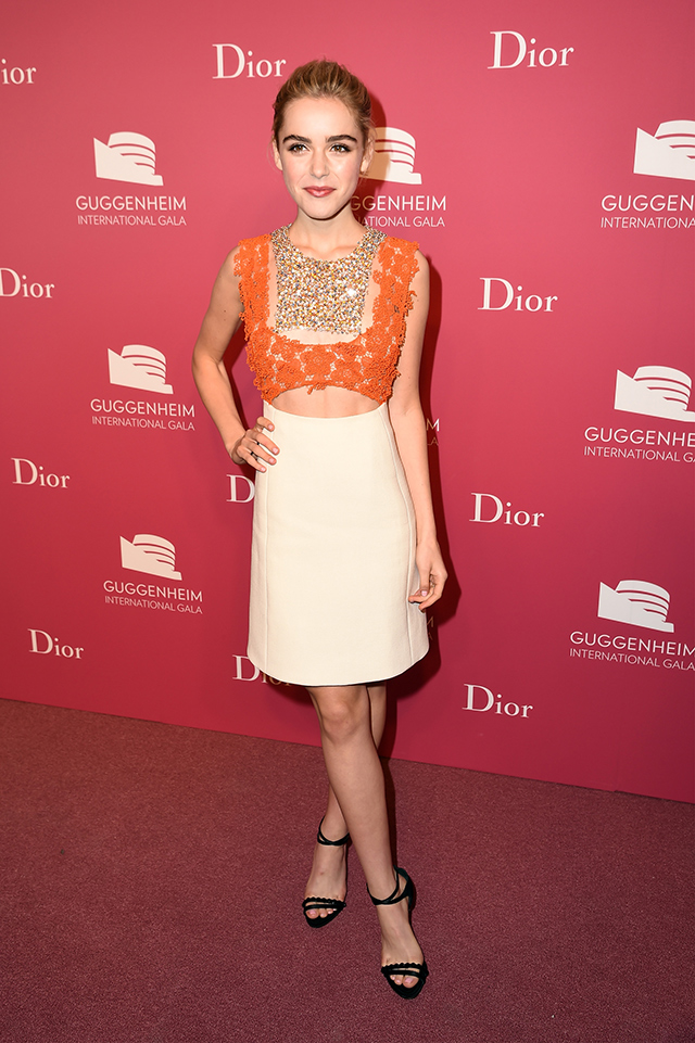 Вечер Dior по случаю Guggenheim International Gala (фото 8)