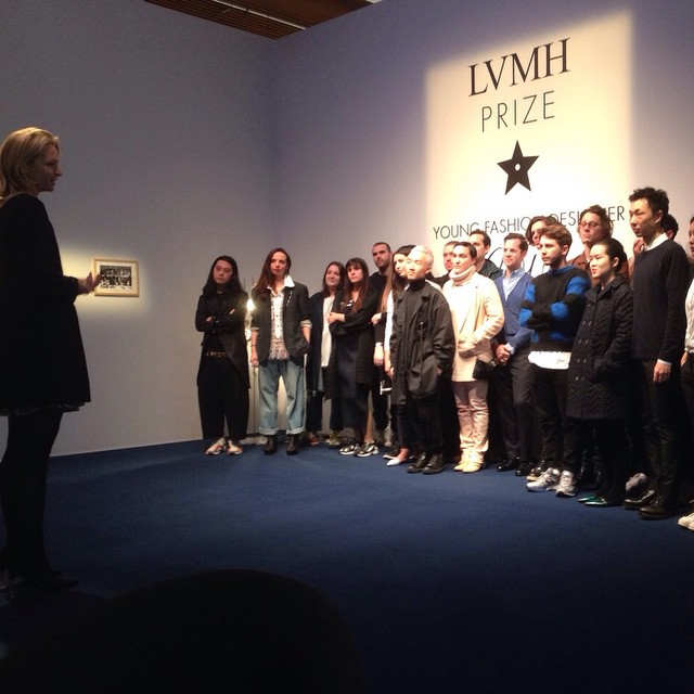 Review semifinalists LVMH Prize (photo 4)