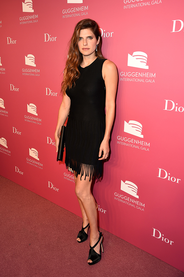 Вечер Dior по случаю Guggenheim International Gala (фото 13)