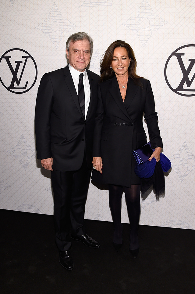 Evening on the occasion of the collection Louis Vuitton Celebrating Monogram in New York (photo 2)