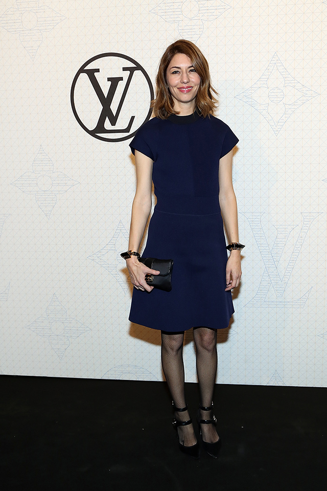 Evening on the occasion of the collection Louis Vuitton Celebrating Monogram in New York (photo 4)