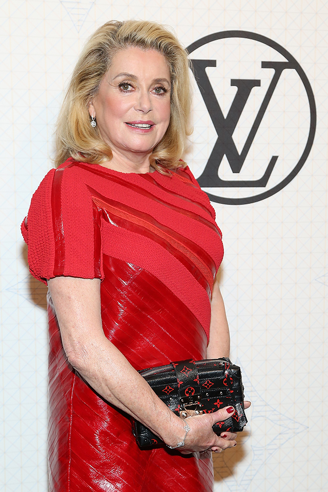 Evening on the occasion of the collection Louis Vuitton Celebrating Monogram in New York (photo 5)