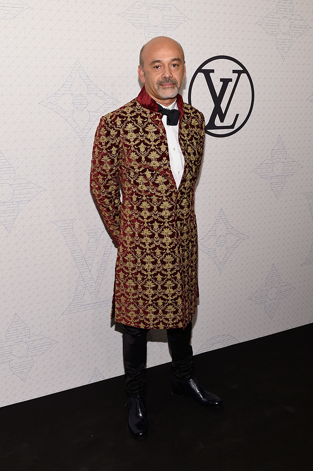 Evening on the occasion of the collection Louis Vuitton Celebrating Monogram in New York City (10 photos)