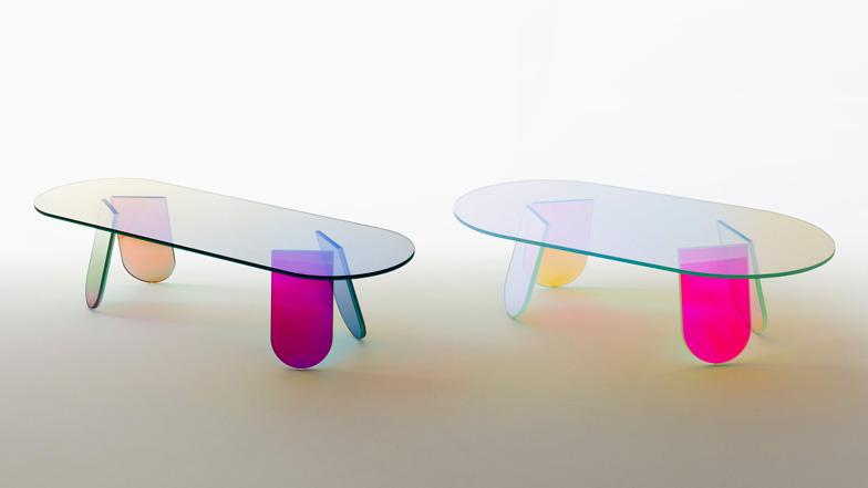 Радужная мебель от Patricia Urquiola на Salone del Mobile (фото 1)