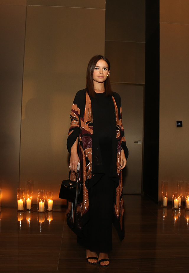 Gala dinner under the Vogue Fashion Dubai Experience (photo 1)