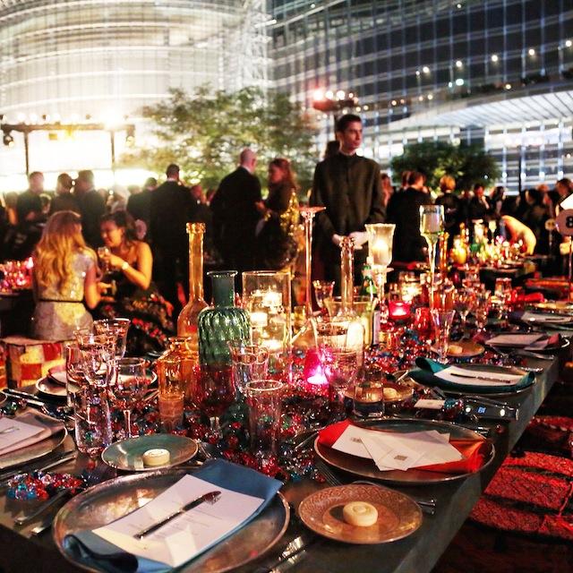 Gala dinner under the Vogue Fashion Dubai Experience (14 photos)
