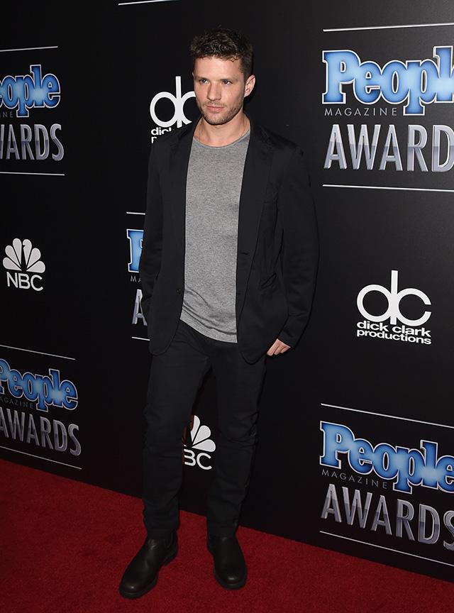 Церемония награждения премии журнала People в Лос-Анджелесе (фото 4)