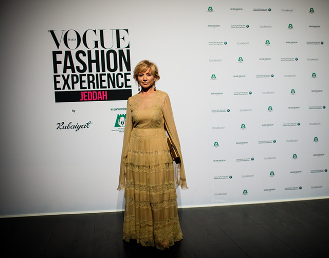 Гала-ужин Vogue Fashion Experience в Джидде (фото 3)