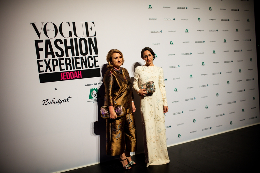 Гала-ужин Vogue Fashion Experience в Джидде (фото 1)