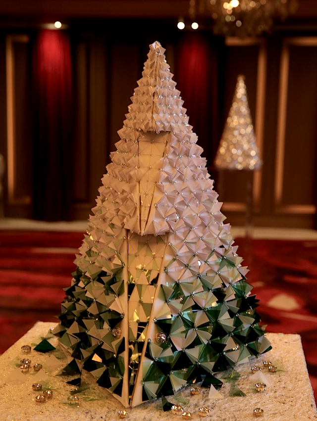33 Christmas tree design for a charity auction (photo 7)